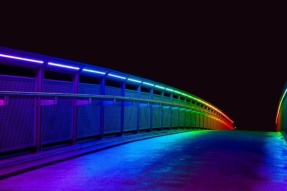 Jakie kolory mogą mieć LED'y?