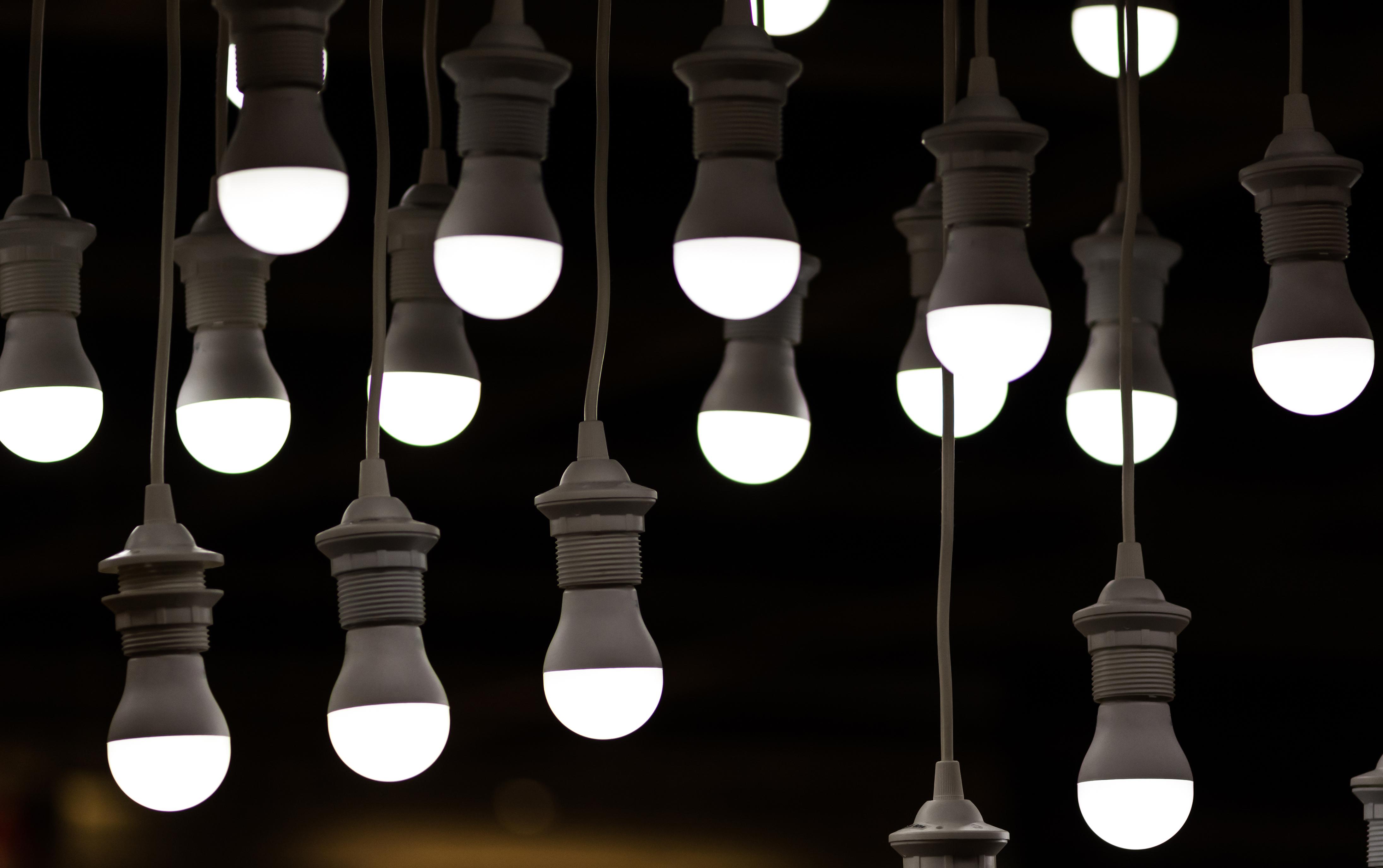 Oszczędności wynikające z oświetlenia LED